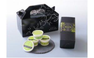 株式会社葵製茶の「西尾スイーツBOX」